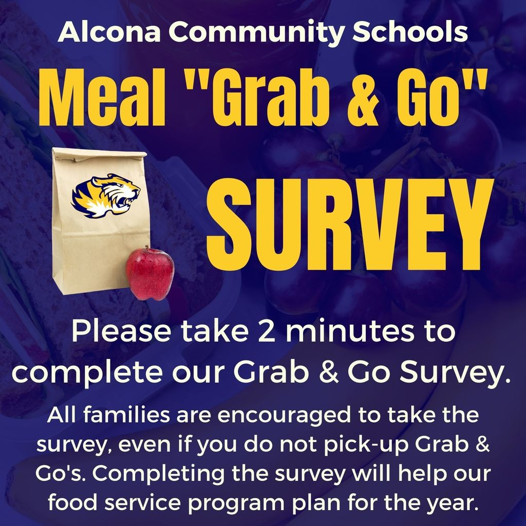 Grab & Go Survey