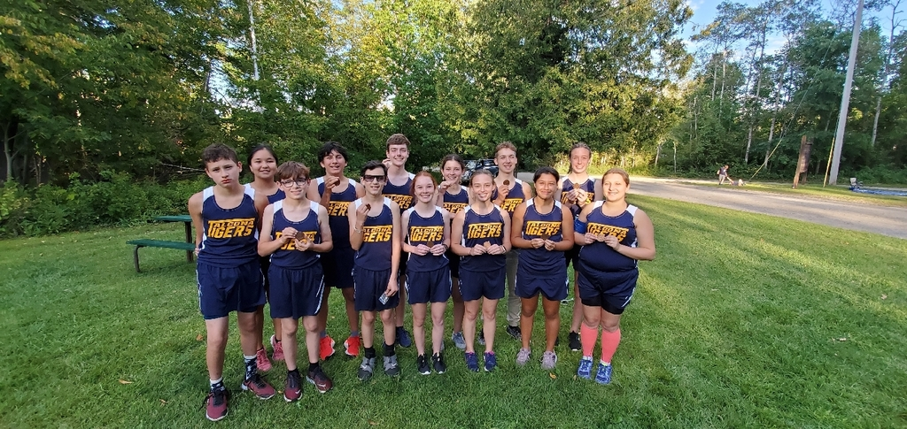 Varsity and M.S. Cross Country