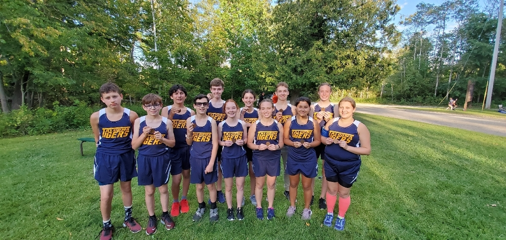 12 Varsity and M.S. Cross Country runners earned medals at the Panther Classic