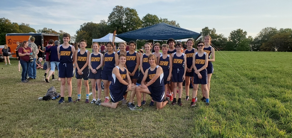Varsity and Middle School Cross Country @ Roger's City