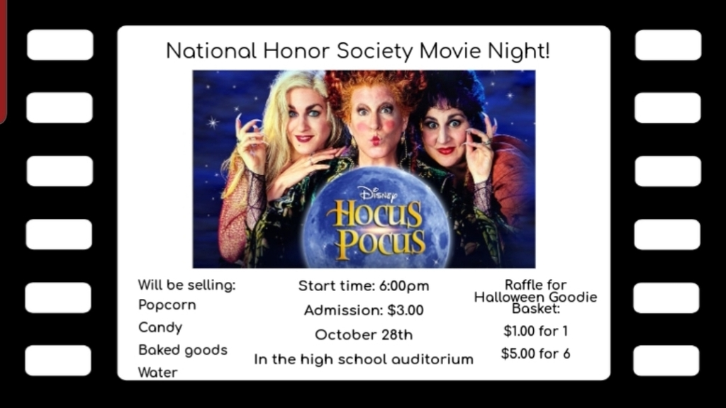 NHS Movie Night