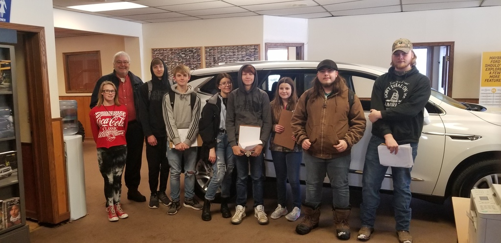 Marketing students at Alcona are participating in an Entrepreneurial Bootcamp this week. Students visited local businesses to learn more about business strategy, marketing, and more. Alcona Schools received a grant from the NEMI Regional Prosperity Collaborative for this program.