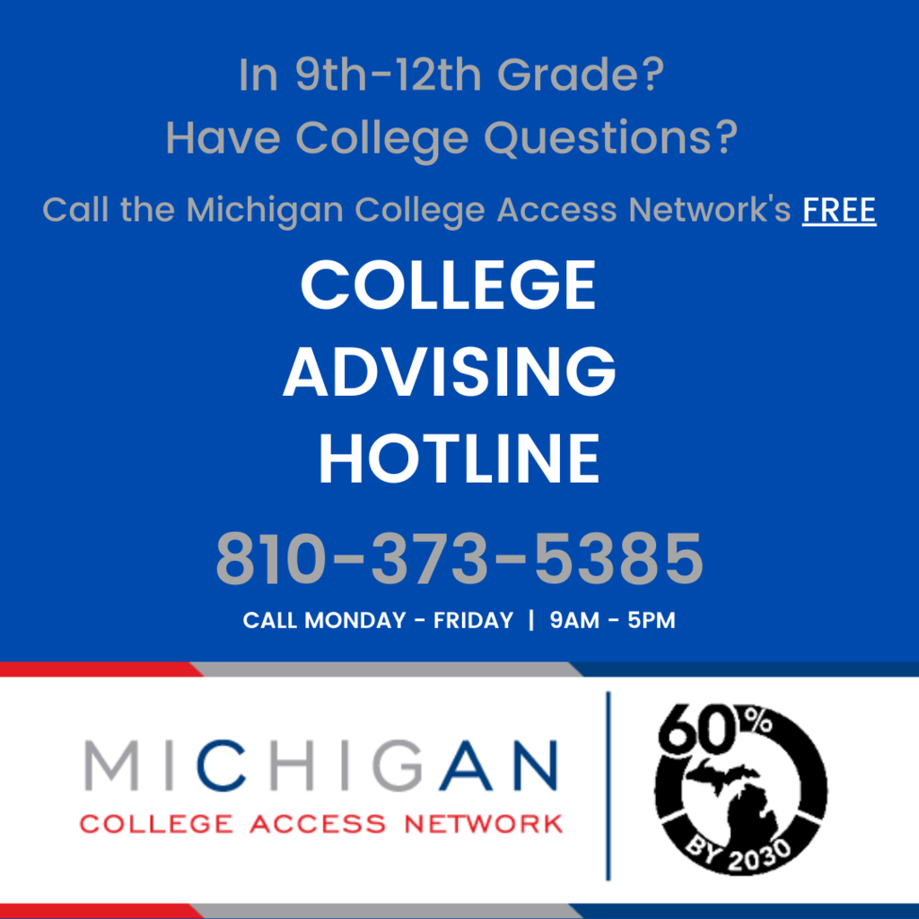 MCAN College Hotline